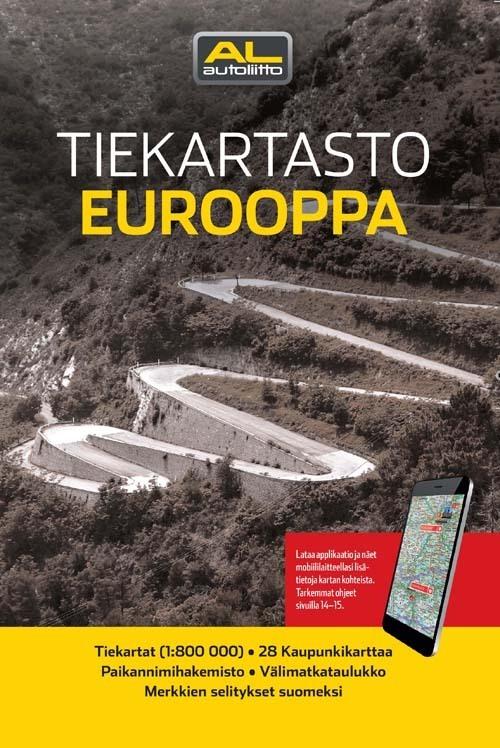 Eurooppa 2017 Kartta Eurooppatiedotus