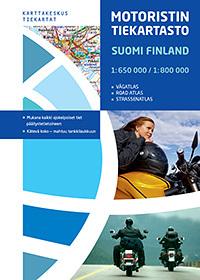 Motoristin Tiekartasto Suomi Autoliitto